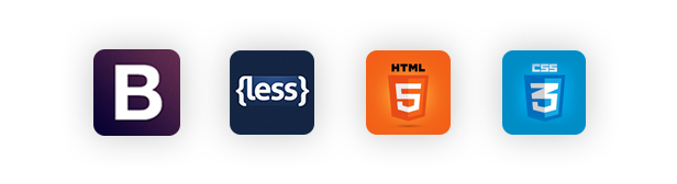 Destino - HTML5, CSS3, BOOTSTRAP & LESS