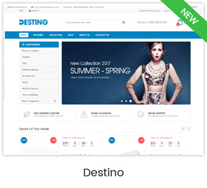 Market - Multistore Responsive Magento Theme with Mobile-Specific Layout (24 HomePages) - 14