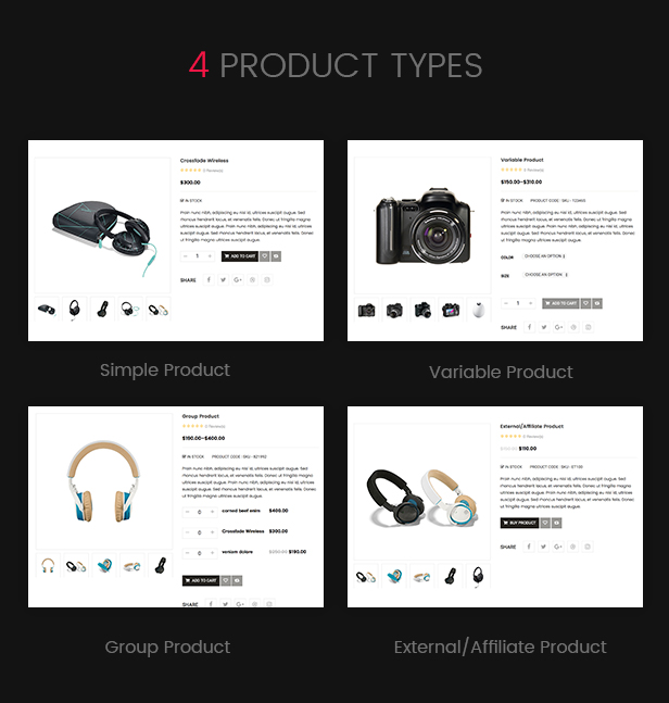 EtroStore - Electronics Store WooCommerce WordPress Theme (Mobile Layouts Ready) - 8