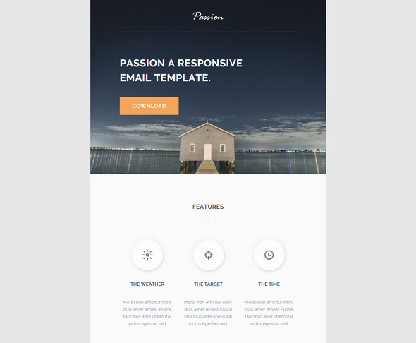 Use a template provided by an email marketing vendor. Best 20 Free Beautiful Responsive Html Email Templates 2019
