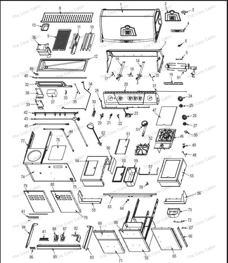 Mercury Diagrams : Mercury Outboard Kill Switch Repair