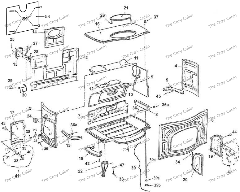 diagram wiring diagram additionally wood fireplace