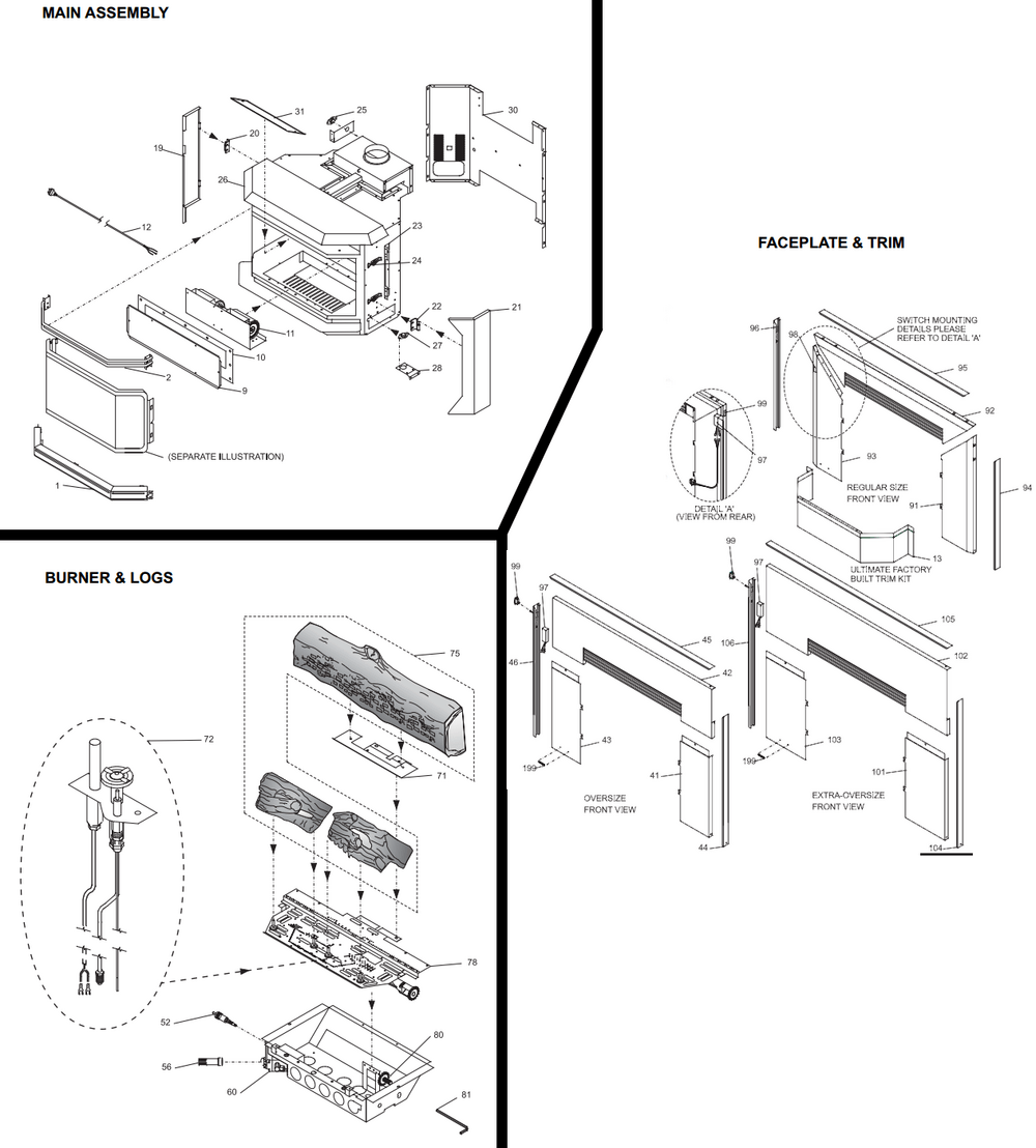 ENERGY_U41-3 (U41-3) Cozy Cabin Regency Parts Store