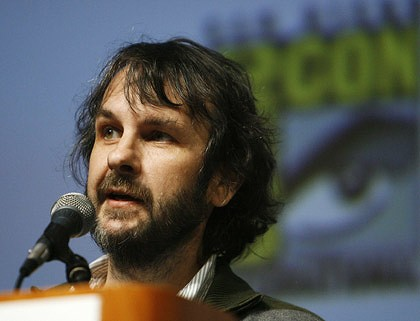 Butt out Australia ... Director Peter Jackson has hit out at the MEAA.