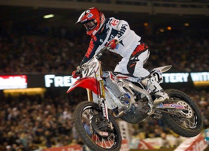 Australian supercross star Chad Reed will be out for a year after a horrific crash.