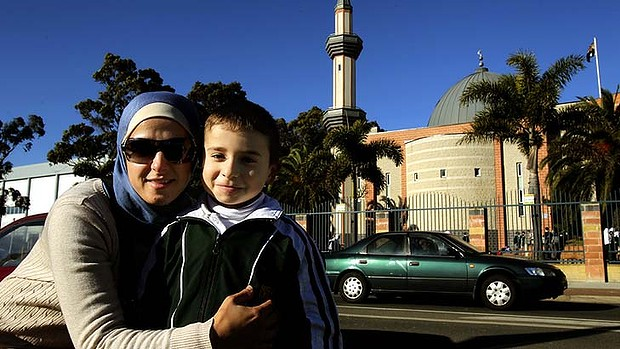 Malek Fahd Islamic School in Greenacre which will possibly close due to financial problems.