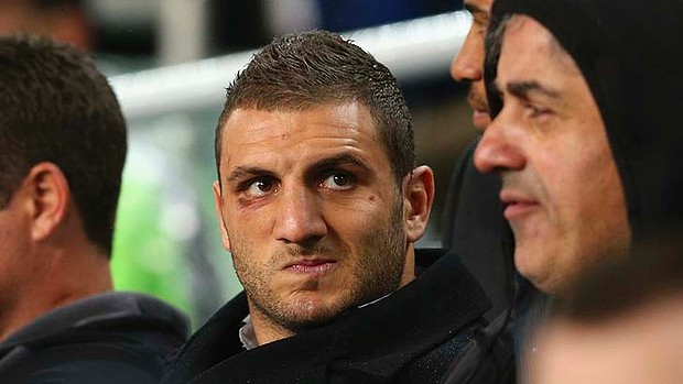 """""""We all need to make a stand and get these scums off twitter"""" ... Wests Tigers captain Robbie Farah."""