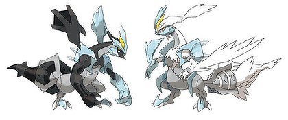 Pokemon Black and White Version 2 feature over 300 pocket monsters to collect.