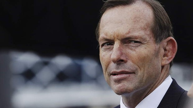 Prime Minister Tony Abbott is lagging Opposition Leader Bill Shorten less than three months after winning the election.