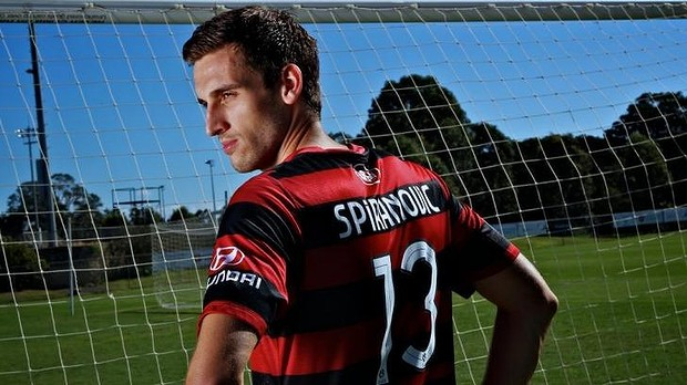 Hungry for more: Matthew Spiranovic.