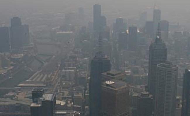 Air Pollution Takes Toll On Australian Lives Economy