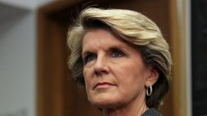 """Refusal to describe East Jerusalem as """"occupied"""": Not the first time Foreign Minister Julie Bishop has broken a bipartisan position on Israel."""