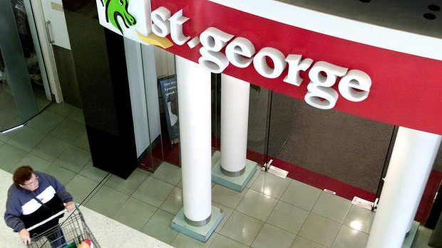 JPMorgan analysts say the ST George brand acquired in 2008 is proving a drag on Westpac.