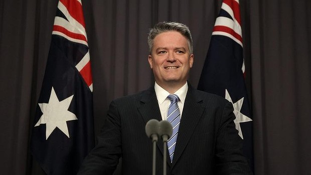 Finance Minister Mathias Cormann announced the move to reporters in Canberra on Tuesday.