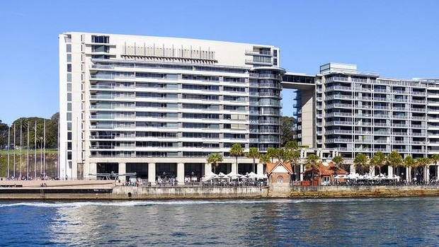 The top floor of the Bennelong building and adjoining skybridge is about to hit the market with a price tag of more than $40 million.