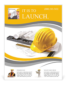 industrial flyer templates and