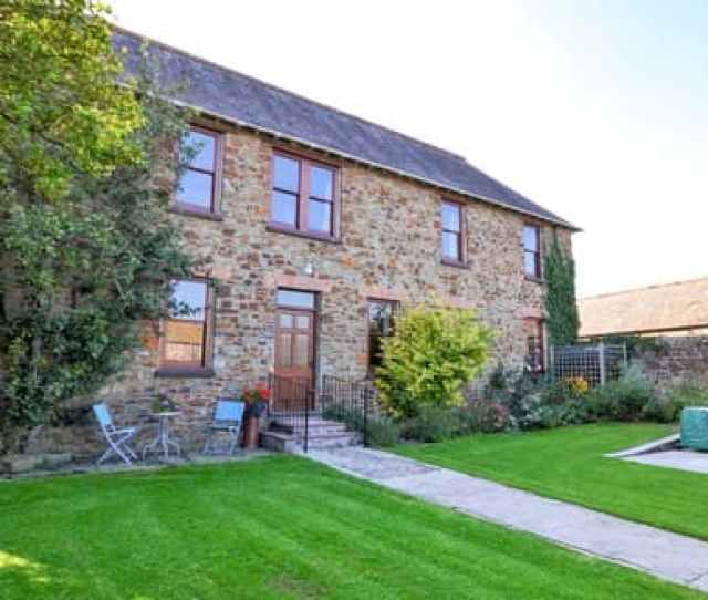 Exquisite Bude Cottage