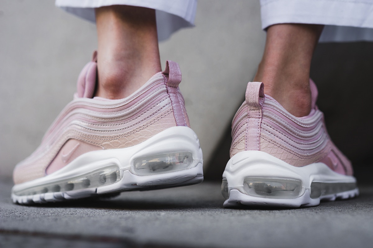 785e598452 ... nike air max 97 pink snakeskin preview
