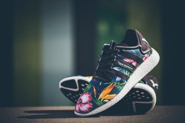Adidas Y3 Retro Boost & Kohna 'floral' Wave
