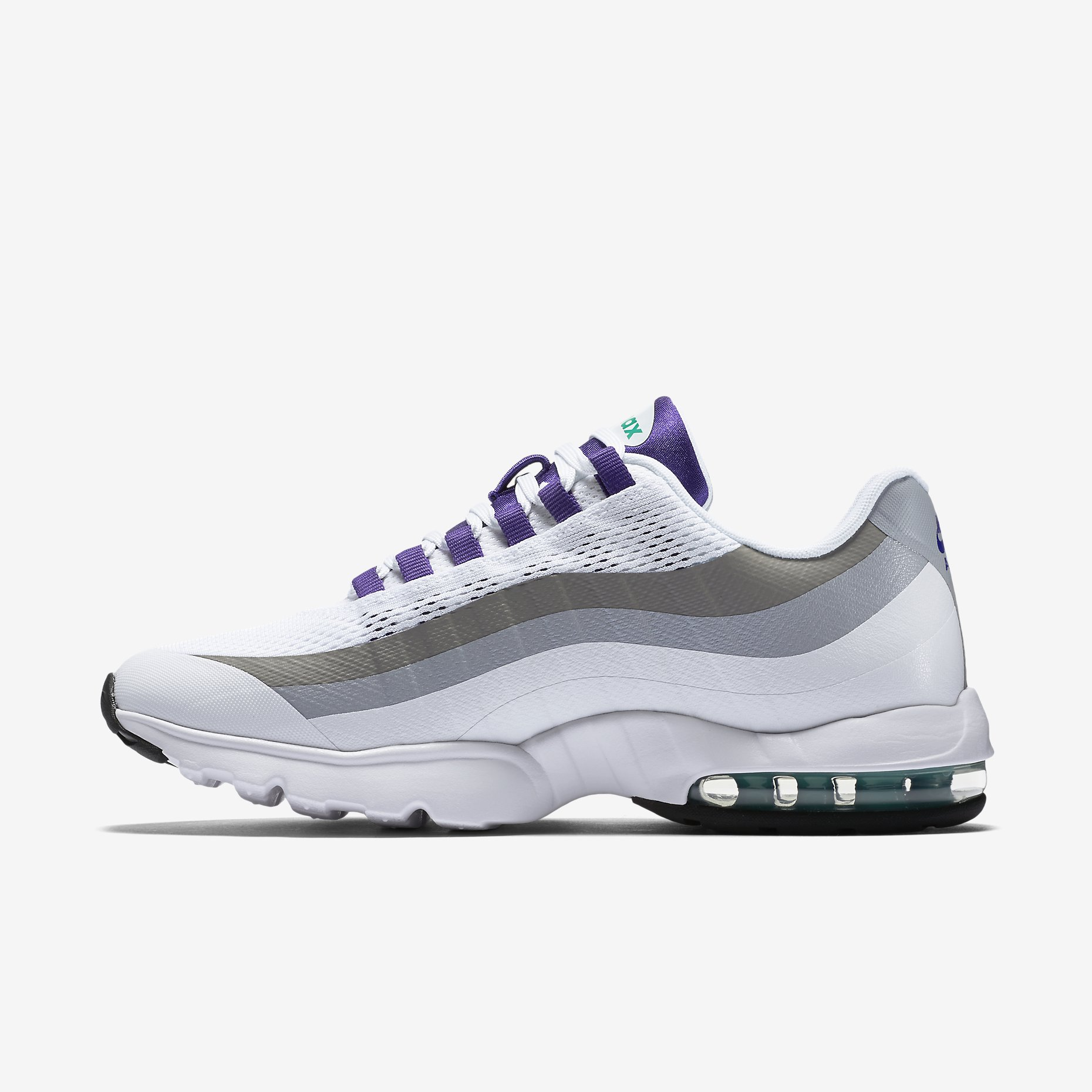 Nike Air Max 95 Ultra WMNS Grape WAVE