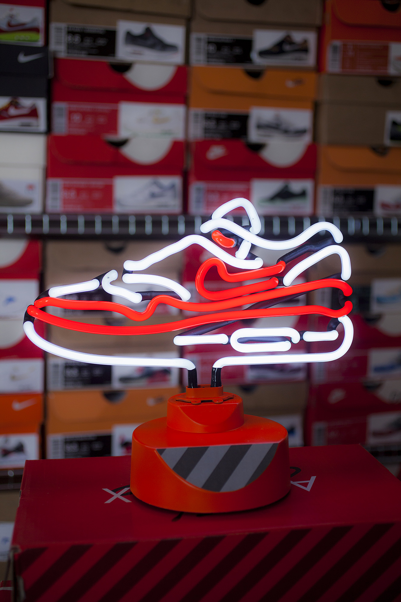 Lampe Neon Nike Air Max 1 OG WAVE
