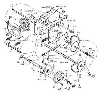 friction hub Murray Craftsman 337029 337029ma part 536.881950