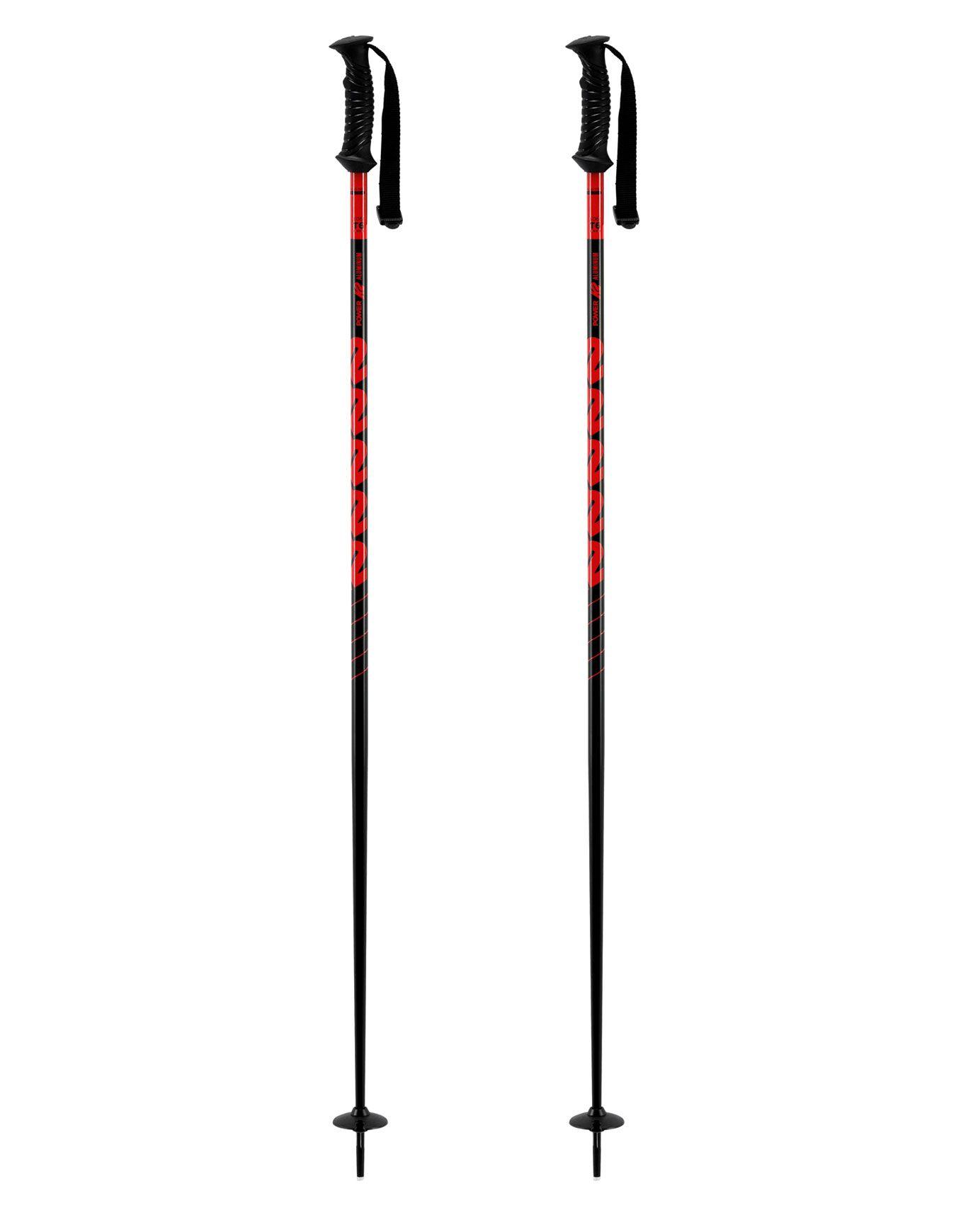 Power Alu Red K2 : Bâtons de ski : Snowleader