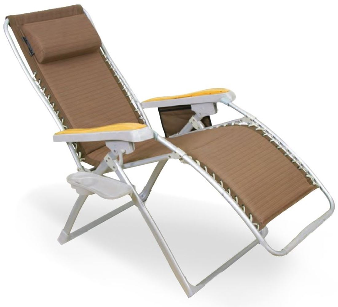primus reclining outdoor lounge chair beans for bean bag deluxe best price snowys outdoors picture of