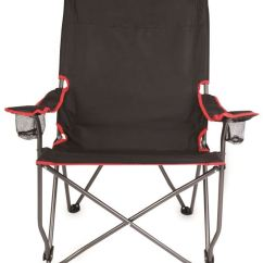 Strong Back Chairs Black Plastic Folding Sling Chair Snowys Outdoors Picture Of Coleman