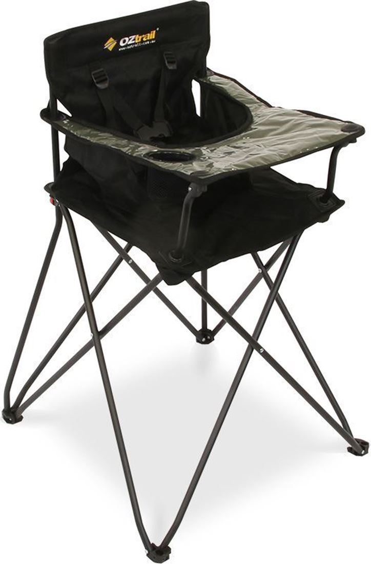Folding Camp Chair With Side Table Camping Chairs For Sale Free Oz Wide Delivery Snowys Outdoors