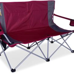 Double Camp Chair Bungie Office Oztrail Luna Free Delivery Snowys Outdoors