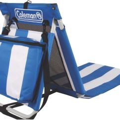 Coleman Lumbar Quattro Chair Captain Chairs For Sprinter Van Beach Mat Free Delivery Snowys Outdoors