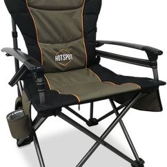 Oztent King Kokoda Chair Review Ichair Fishing Hotspot Free Delivery Snowys Outdoors