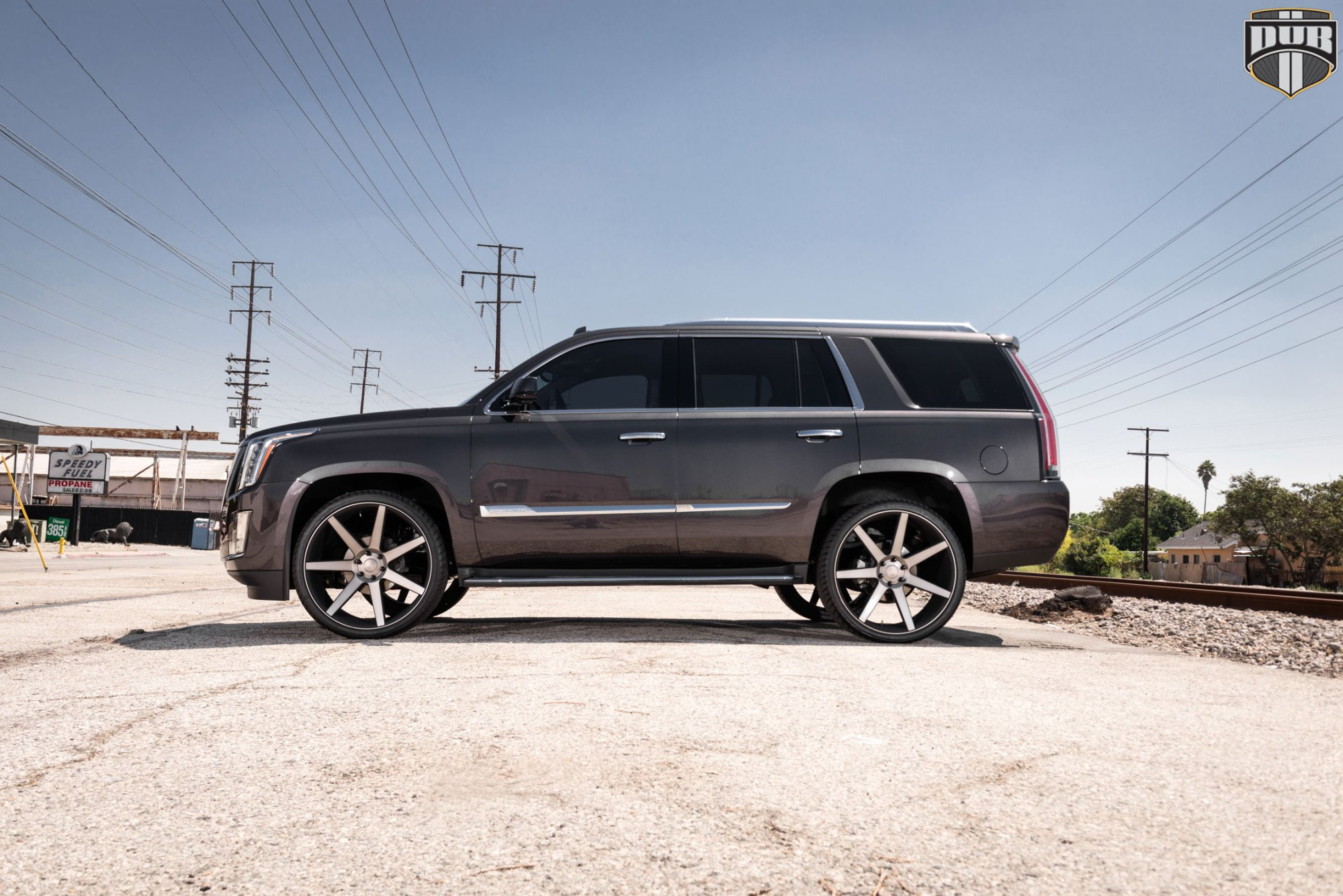 hight resolution of custom escalade