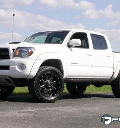 toyota tacoma gallery socal custom wheels toyota tacoma toyota tacoma long bed fuel hostage  [ 1099 x 824 Pixel ]