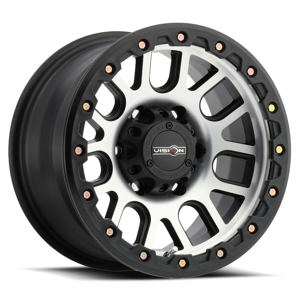 Vision Off Road 111 Nemesis Wheels  SoCal Custom Wheels