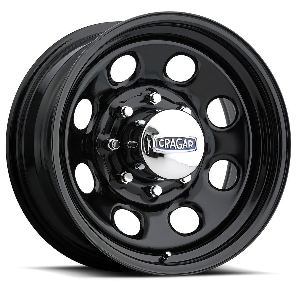 Cragar Series 397 Soft 8 Wheels SoCal Custom Wheels