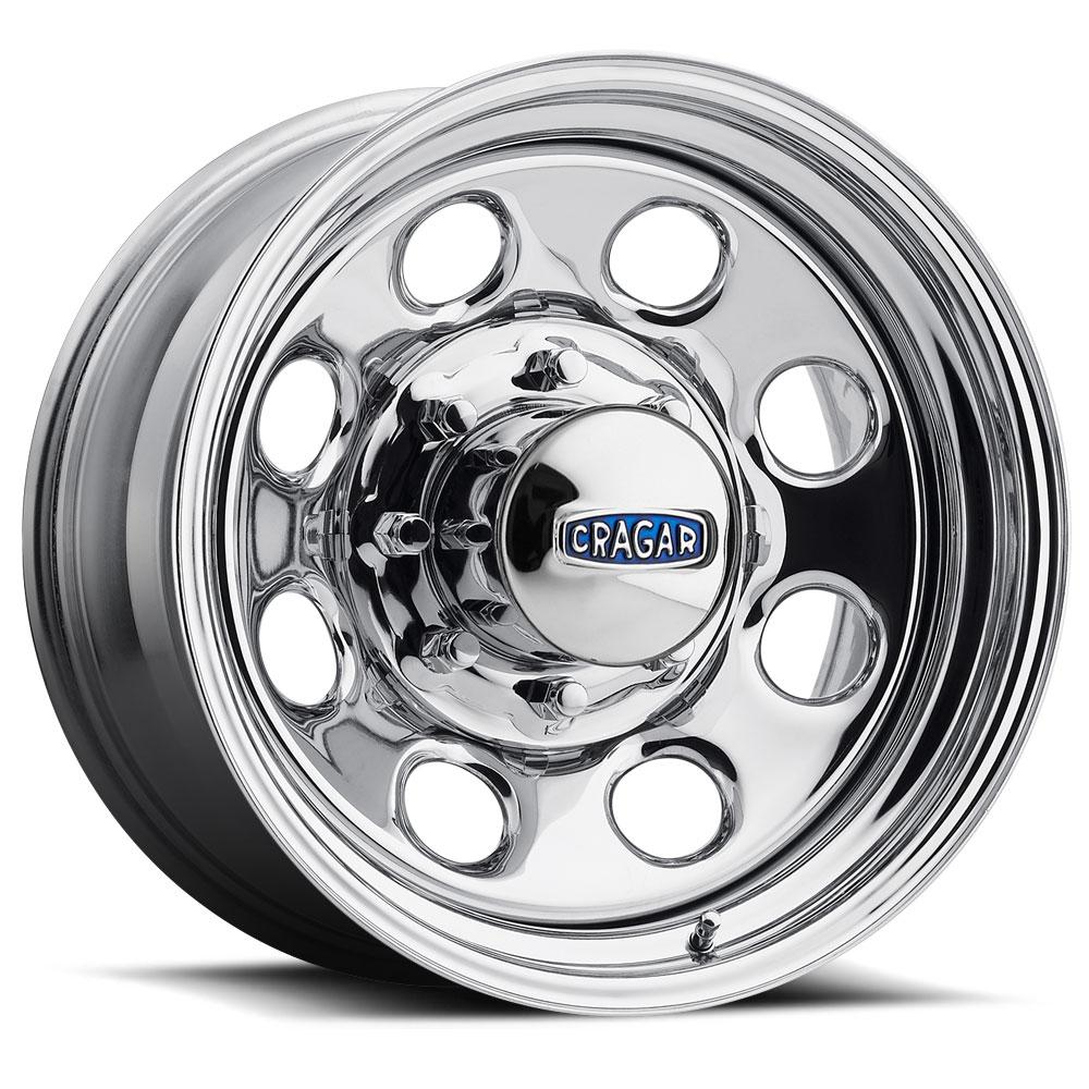 Cragar Series 398 Soft 8 Wheels SoCal Custom Wheels