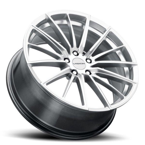 Vision Wheel 473 Axis Wheels Socal Custom