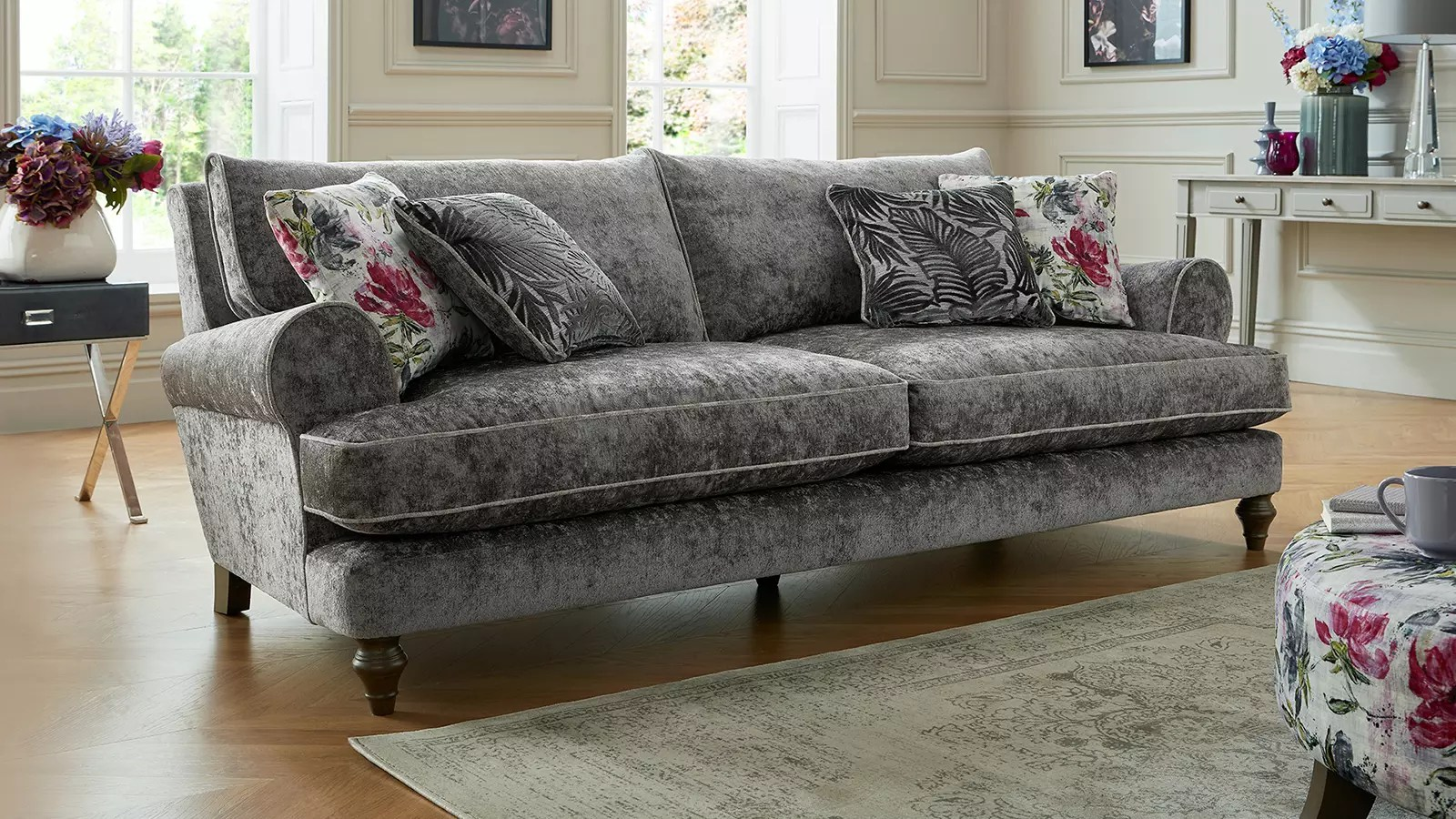 htl sofa stockists uk french designs sofology sofas corner beds chairs always low prices maya dark fabric