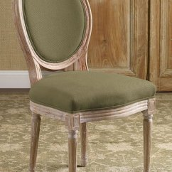 Bergere Dining Chairs Ergonomic Office Chair With Neck Support Oval Back Side Vanity Upholstered Vintage Desk Soft Surroundings Outlet