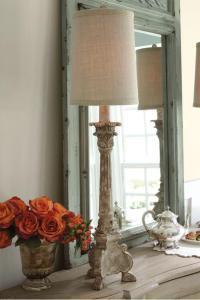 Candlestick Buffet Lamp - Candlestick Lamp, Buffet Lamp ...