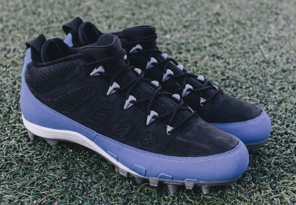 Air Jordan 9 Football Cleats Sole Collector
