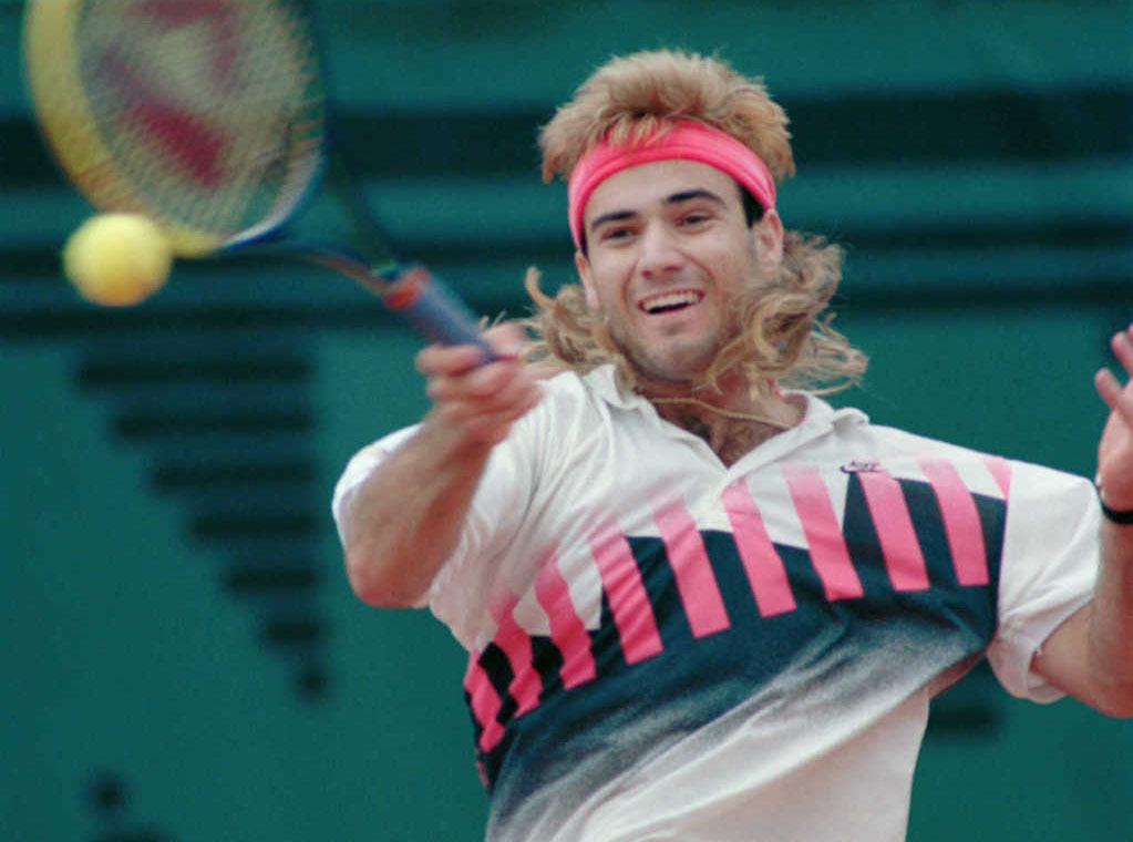 Andre Agassi May Have Just Served Up The French Open
