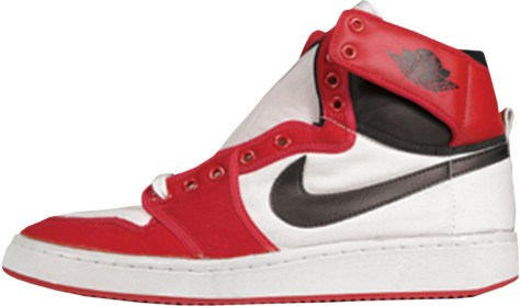 Air Jordan 1 High KO OG White Black Red