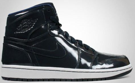 Air Jordan 1 High Retro Dark Obsidian Dark Obsidian White