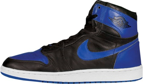 Air Jordan 1 High OG Black Royal Blue
