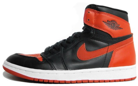 Air Jordan 1 High Retro Black Red 1994