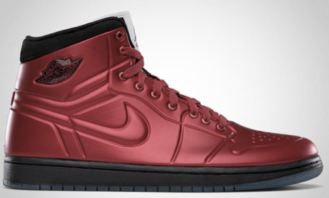 Air Jordan 1 High Retro Anodized Varsity Red Black White