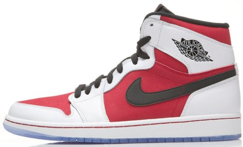 Air Jordan 1 Retro High OG White Carmine Black